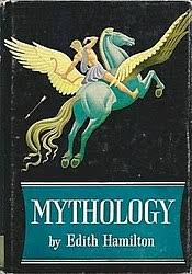 Cover of Mythology by Edith Hamilton